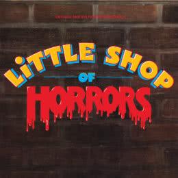 Обложка к диску с музыкой из фильма «Магазинчик ужасов»