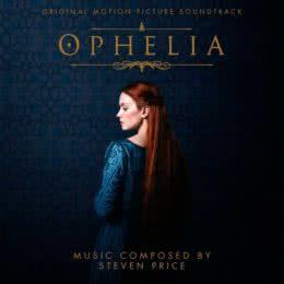 Обложка к диску с музыкой из фильма «Офелия»