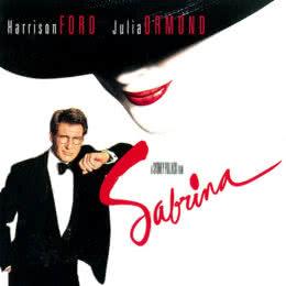 Обложка к диску с музыкой из фильма «Сабрина»