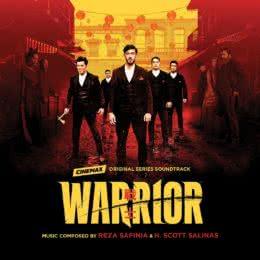 Обложка к диску с музыкой из сериала «Воин (1 сезон)»