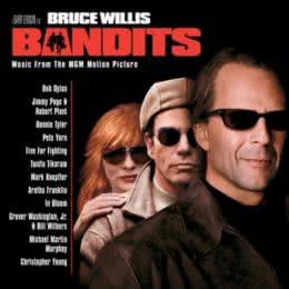 Обложка к диску с музыкой из фильма «Бандиты»