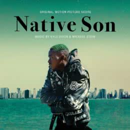 Обложка к диску с музыкой из фильма «Сын Америки»