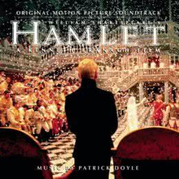 Обложка к диску с музыкой из фильма «Гамлет»