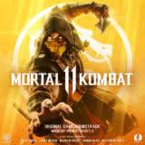 Маленькая обложка диска c музыкой из игры «Mortal Kombat 11»