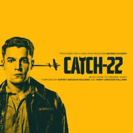 Обложка к диску с музыкой из сериала «Уловка-22 (1 сезон)»