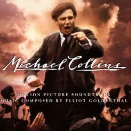 Обложка к диску с музыкой из фильма «Майкл Коллинз»