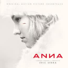 Обложка к диску с музыкой из фильма «Анна»