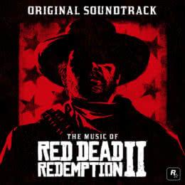 Обложка к диску с музыкой из игры «Red Dead Redemption 2»