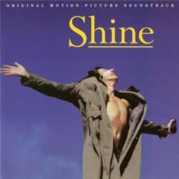 Обложка к диску с музыкой из фильма «Блеск»