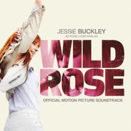Обложка к диску с музыкой из фильма «Дикая Роза»