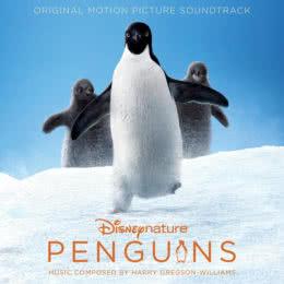Обложка к диску с музыкой из фильма «Пингвины»