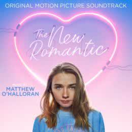 Обложка к диску с музыкой из фильма «Новый роман»