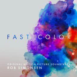 Обложка к диску с музыкой из фильма «Быстрый цвет»