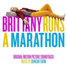 Обложка к диску с музыкой из фильма «Бриттани бежит марафон»