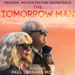 Обложка к диску с музыкой из фильма «Человек будущего»