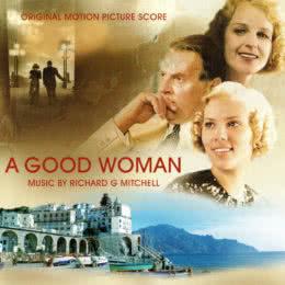 Обложка к диску с музыкой из фильма «Хорошая женщина»