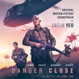Обложка к диску с музыкой из фильма «Опасная близость: Сражение при Лонгтане»