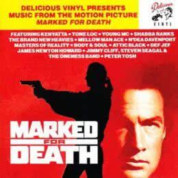 Обложка к диску с музыкой из фильма «Помеченный смертью»