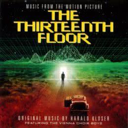 Обложка к диску с музыкой из фильма «Тринадцатый этаж»