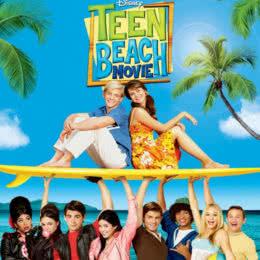 Обложка к диску с музыкой из фильма «Лето. Пляж. Кино»