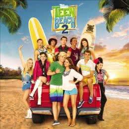 Обложка к диску с музыкой из фильма «Лето. Пляж. Кино 2»