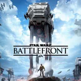 Обложка к диску с музыкой из игры «Star Wars: Battlefront»