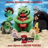 Маленькая обложка к диску с музыкой из мультфильма «Angry Birds 2 в кино»