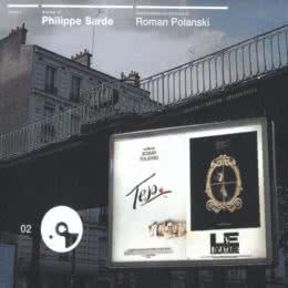 Обложка к диску с музыкой из фильма «Тэсс»