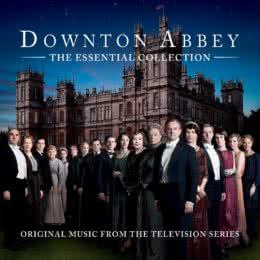 Обложка к диску с музыкой из сериала «Аббатство Даунтон»