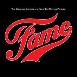 Обложка к диску с музыкой из фильма «Слава»