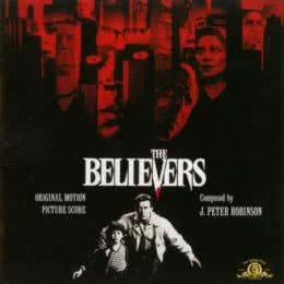 Обложка к диску с музыкой из фильма «Верующие»