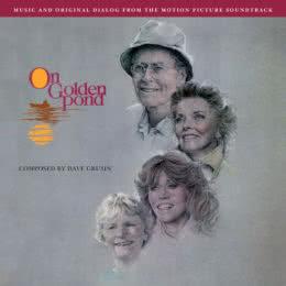 Обложка к диску с музыкой из фильма «На золотом пруду»