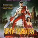 Маленькая обложка диска c музыкой из фильма «Зловещие мертвецы 3: Армия тьмы»