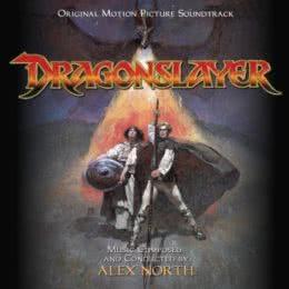 Обложка к диску с музыкой из фильма «Победитель дракона»