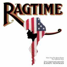 Обложка к диску с музыкой из фильма «Регтайм»