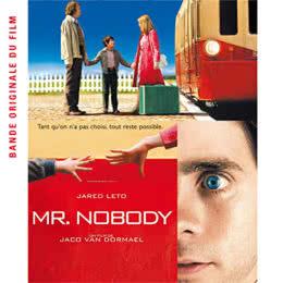 Обложка к диску с музыкой из фильма «Господин Никто»
