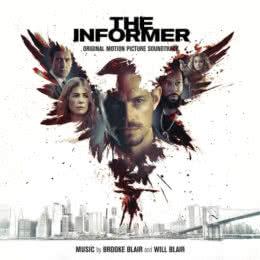 Обложка к диску с музыкой из фильма «Три секунды»