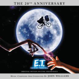 Обложка к диску с музыкой из фильма «Инопланетянин»