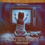 Маленькая обложка диска c музыкой из фильма «Полтергейст»