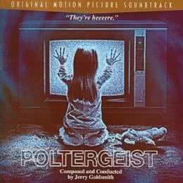 Обложка к диску с музыкой из фильма «Полтергейст»
