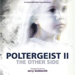 Обложка к диску с музыкой из фильма «Полтергейст 2»