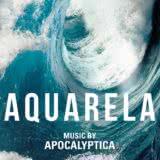 Маленькая обложка к диску с музыкой из фильма «Акварель»