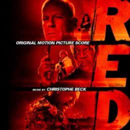 Обложка к диску с музыкой из фильма «РЭД»
