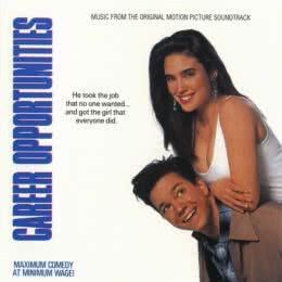 Обложка к диску с музыкой из фильма «Возможности карьеры»