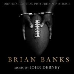 Обложка к диску с музыкой из фильма «Брайан Банкс»