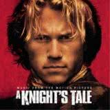 Маленькая обложка диска c музыкой из фильма «История рыцаря»