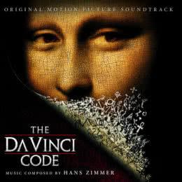 Обложка к диску с музыкой из фильма «Код да Винчи»