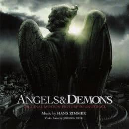 Обложка к диску с музыкой из фильма «Ангелы и демоны»