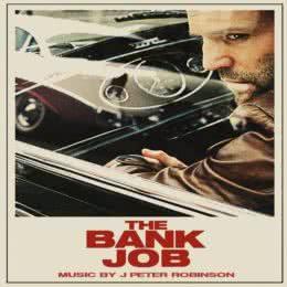Обложка к диску с музыкой из фильма «Ограбление на Бейкер-стрит»