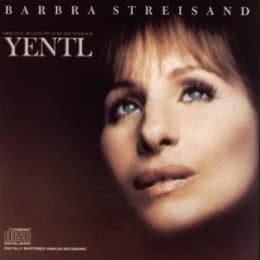 Обложка к диску с музыкой из фильма «Йентл»
